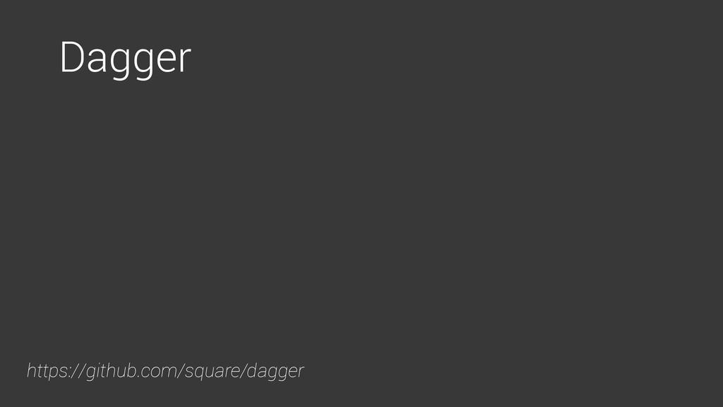 Dagger https://github.com/square/dagger