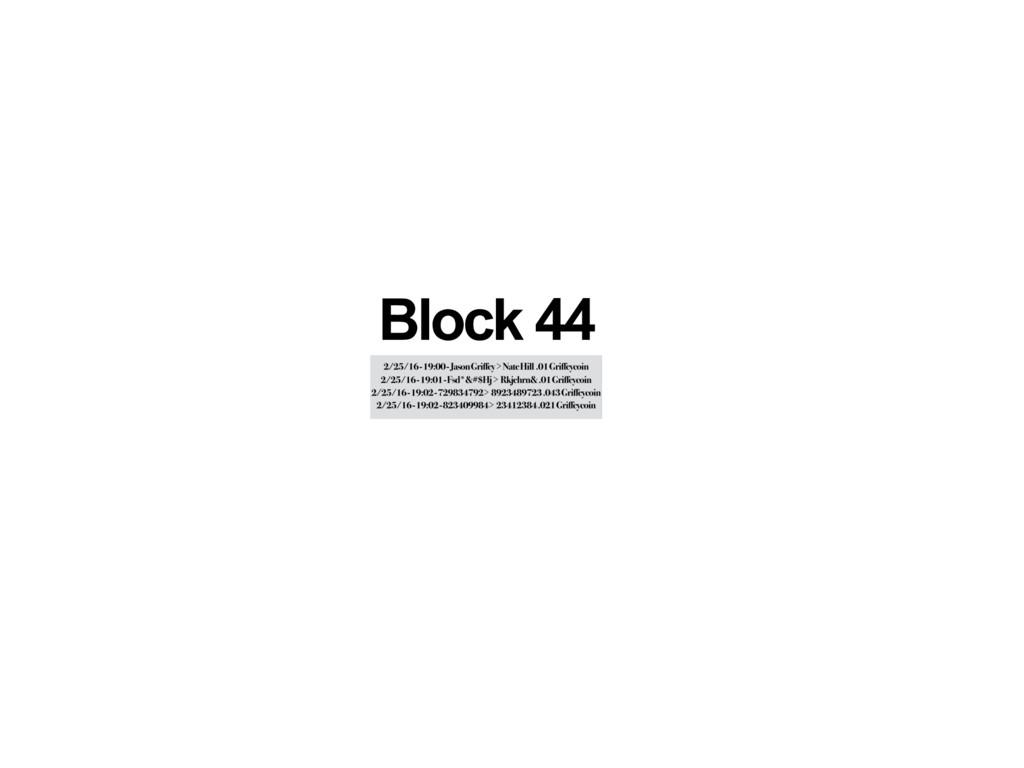 Block 44