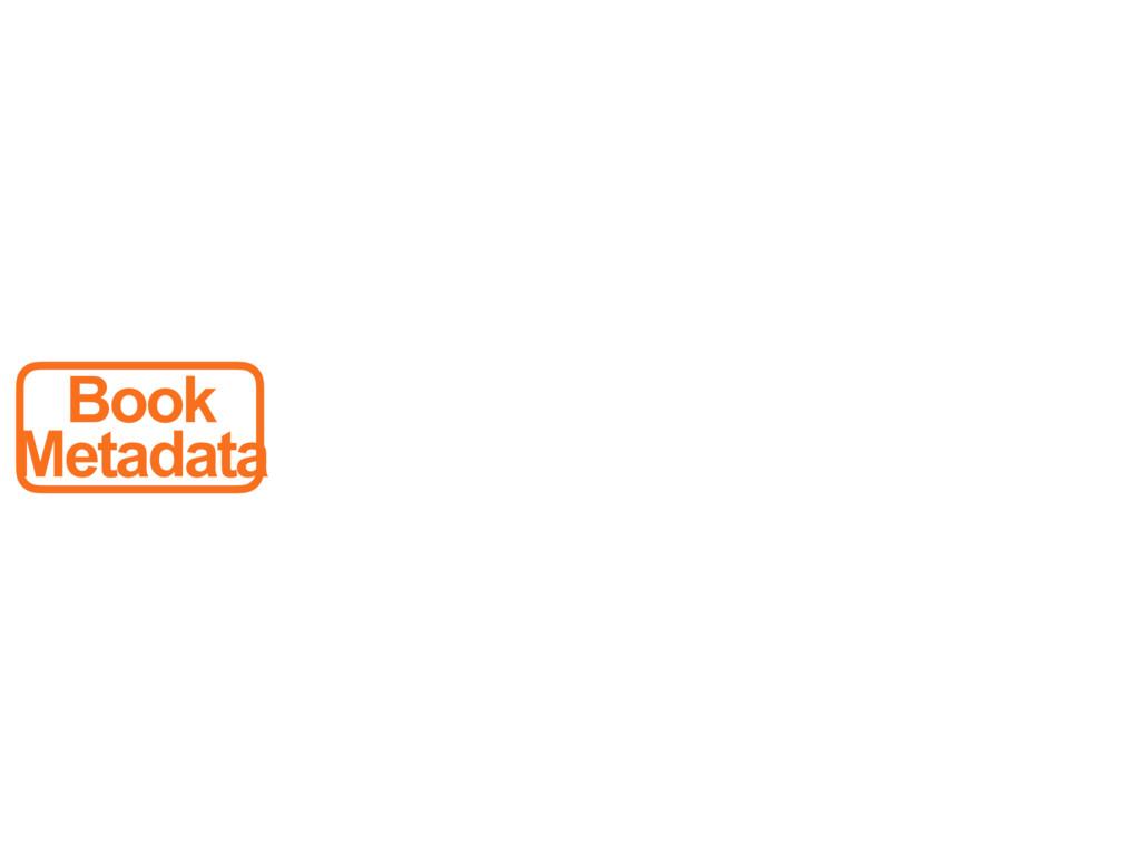 Book Metadata