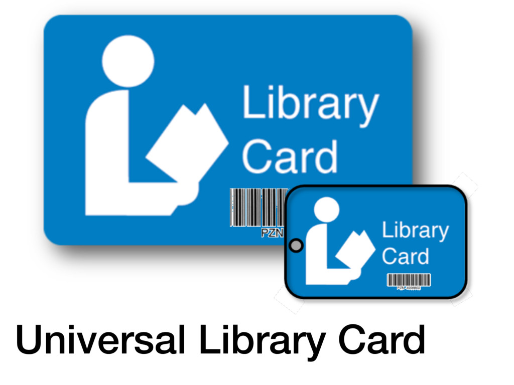 Universal Library Card