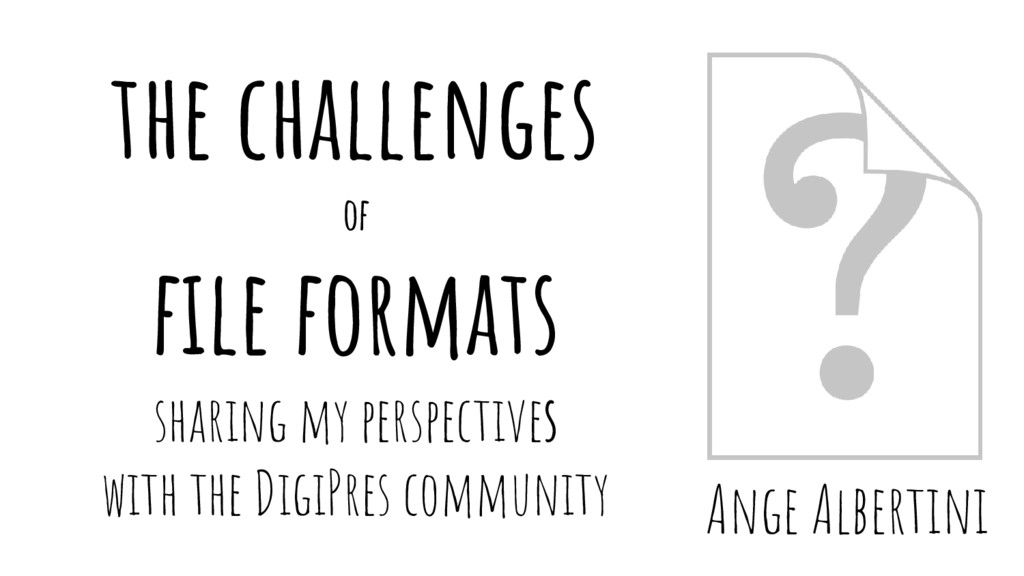 Ange Albertini the challenges of file formats s...
