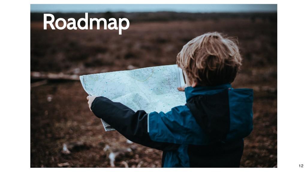 Roadmap Roadmap 12