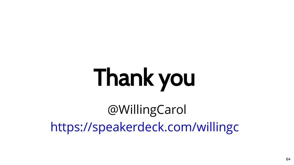 Thank you Thank you @WillingCarol https://speak...