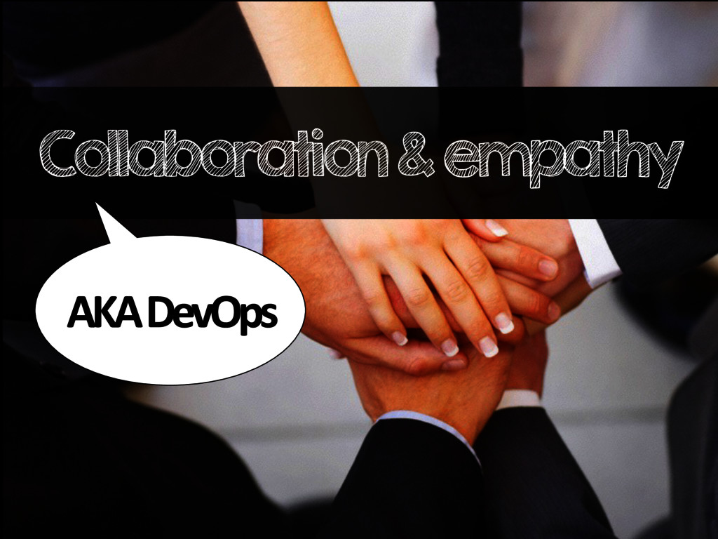 Collaboration & empathy AKA	