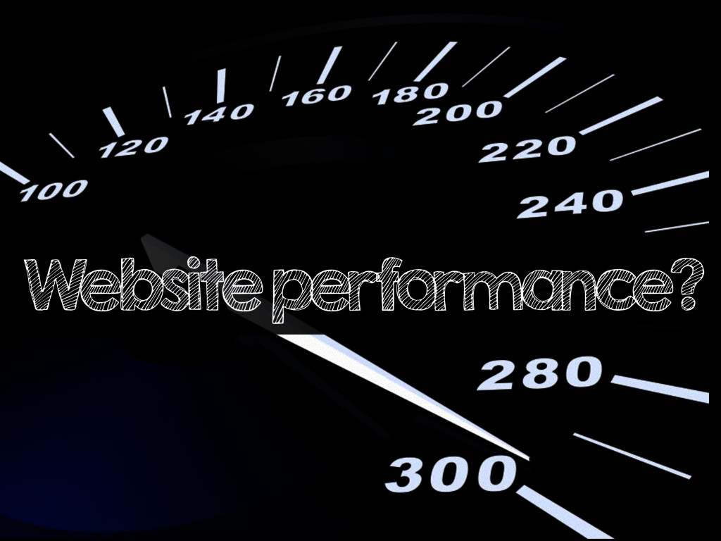 Website performance?