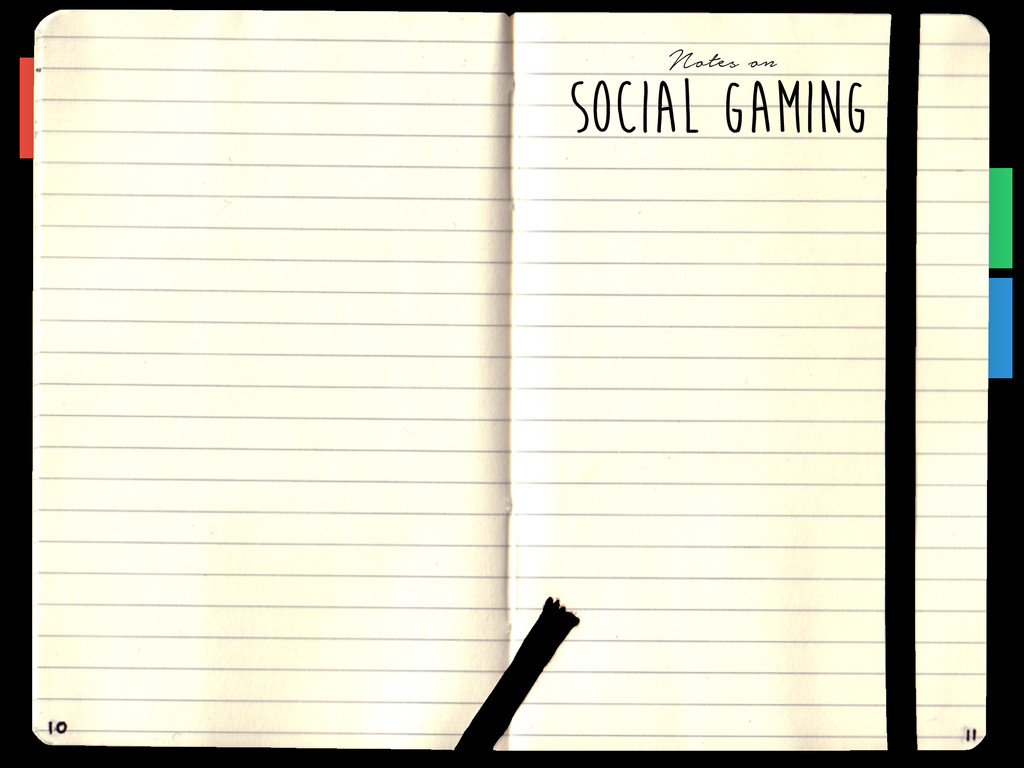 SOCIAL GAMINg Notes on