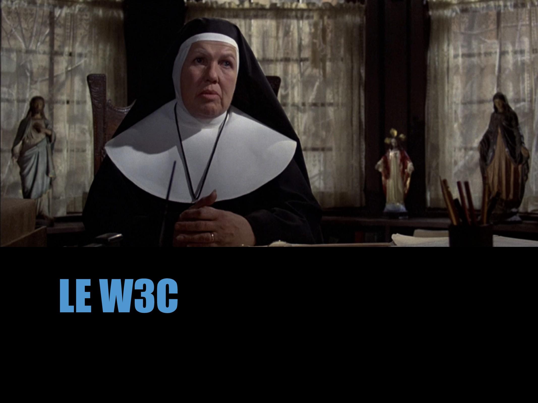 LE W3C
