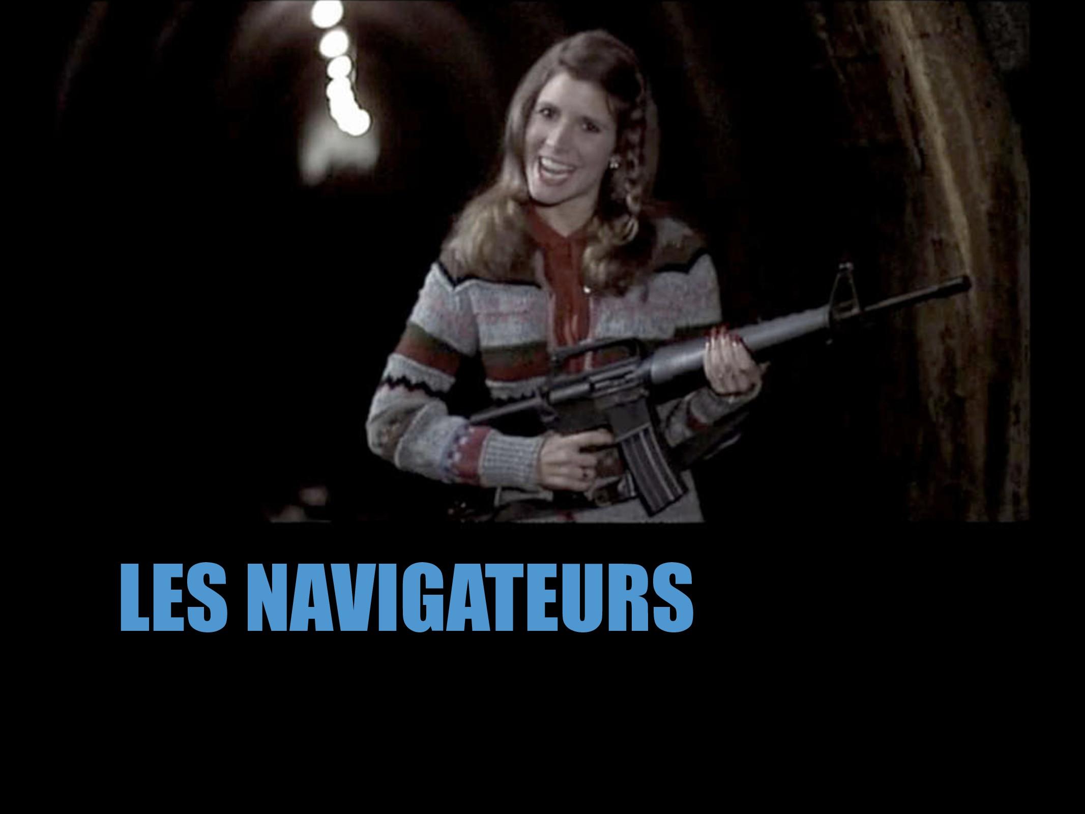 LES NAVIGATEURS
