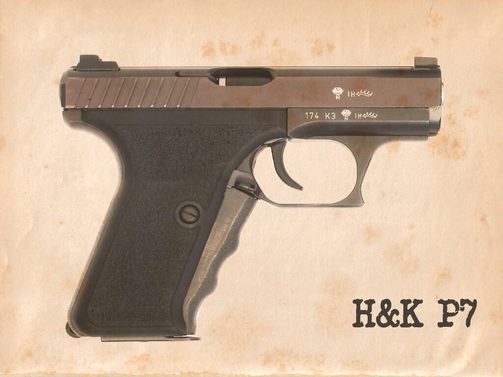 H&K P7