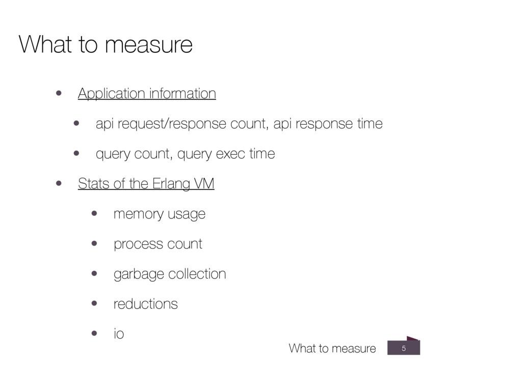 • Application information • api request/respons...