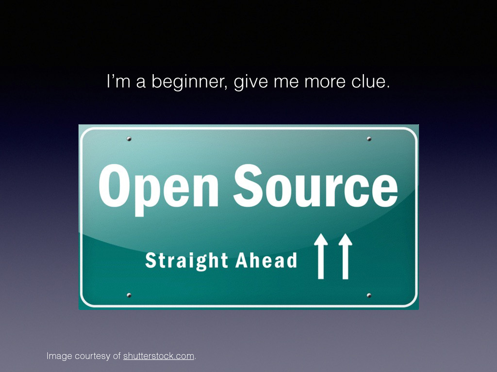 I'm a beginner, give me more clue. Image courte...