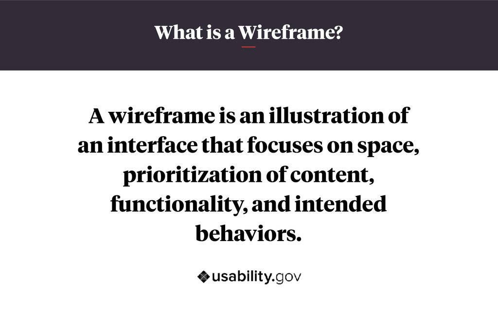 What is a Wireframe? A wireframe is an illustra...