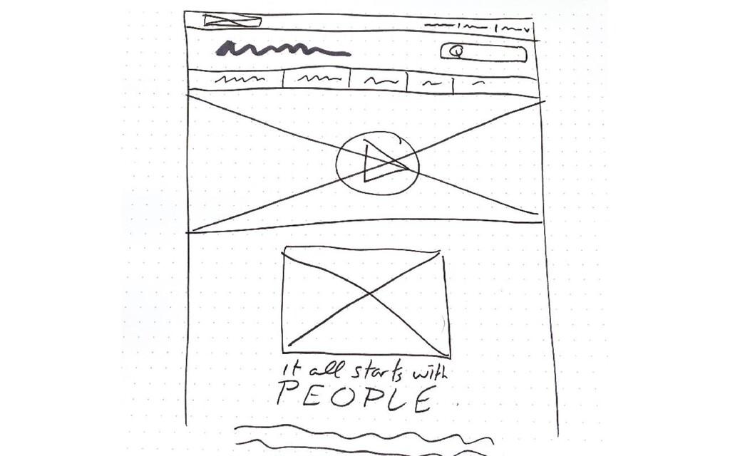 Is this a Wireframe?
