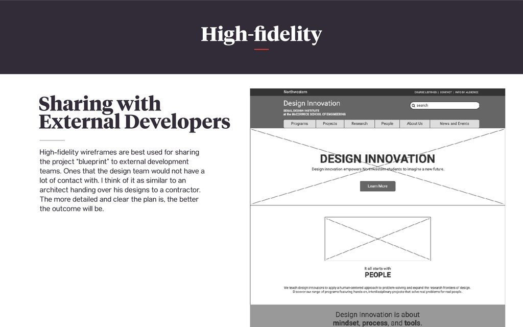 High-fidelity Sharing with External Developers H...