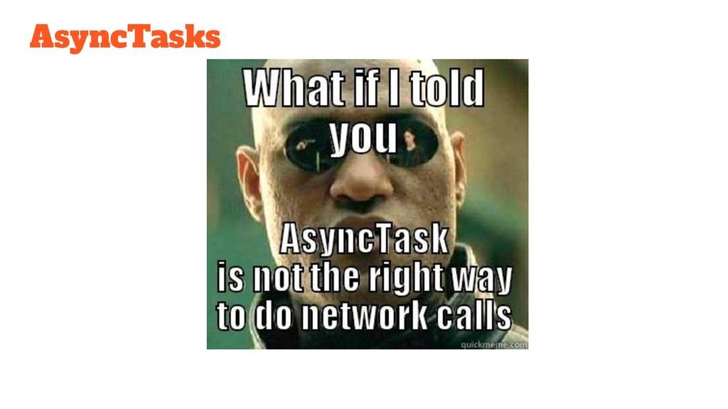 AsyncTasks
