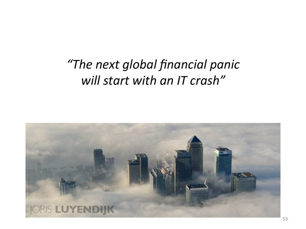 """The	