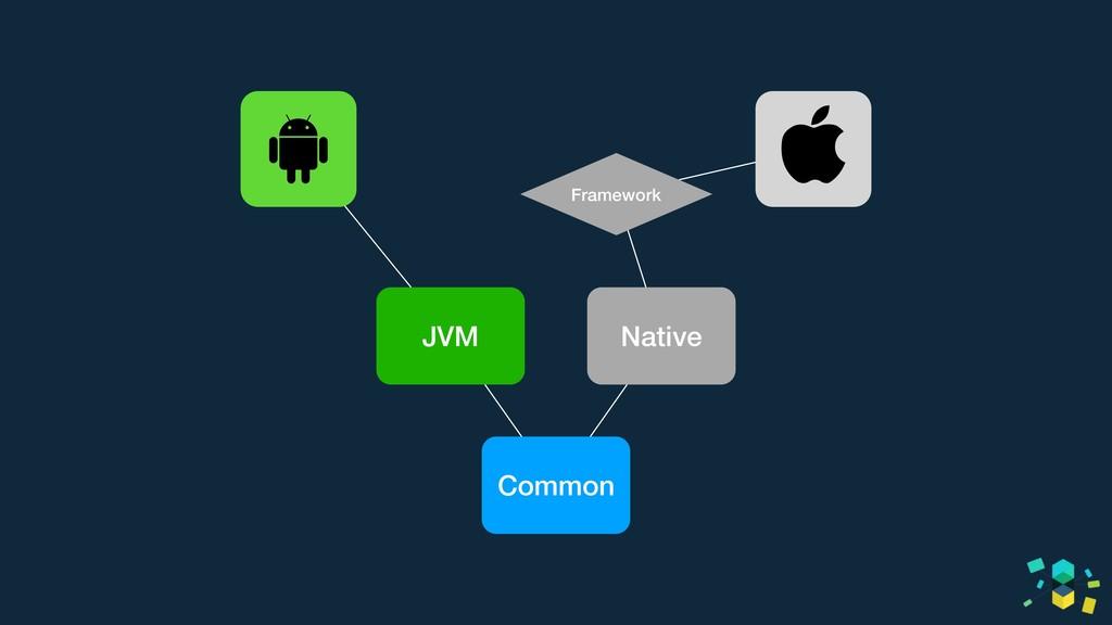 JVM Native Common Framework