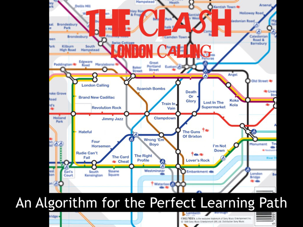 An Algorithm for the Perfect Learning Path