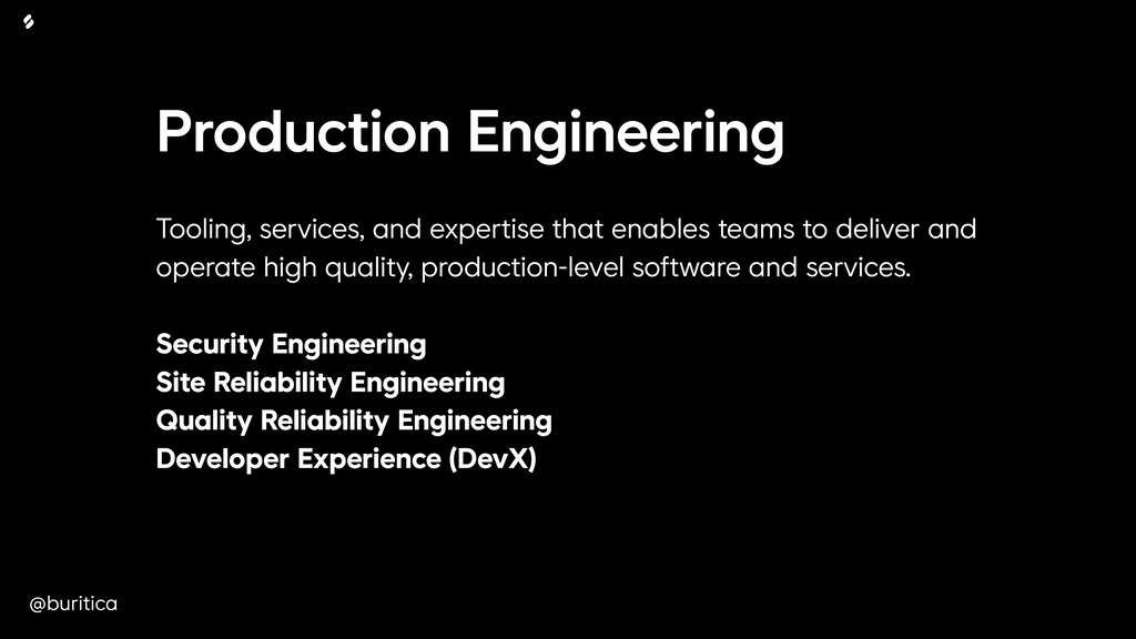 @buritica Production Engineering Tooling, servi...