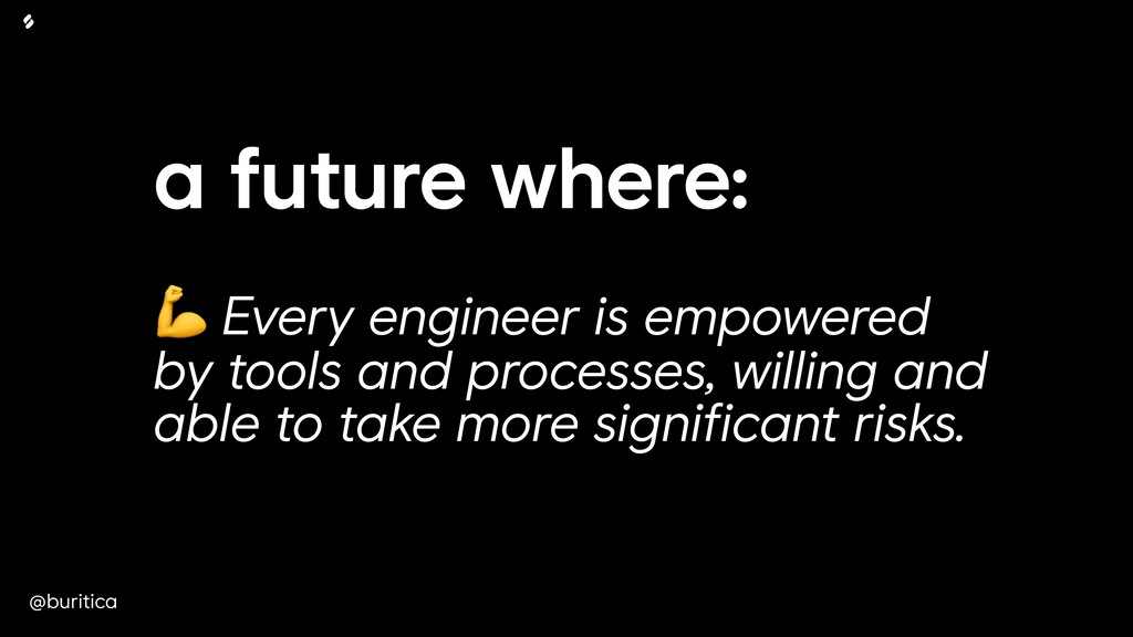 @buritica a future where: 