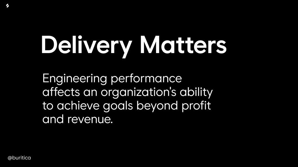@buritica Delivery Matters Engineering performa...