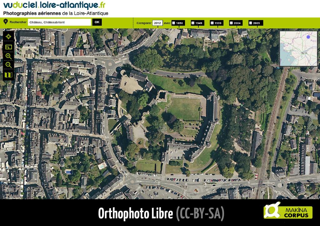 Orthophoto Libre (CC-BY-SA)