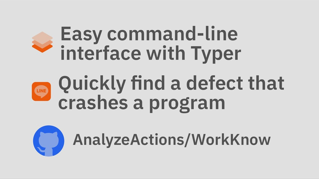 Easy command-line interface with Typer Quickly ...