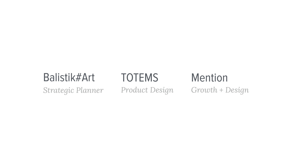 Strategic Planner Balistik#Art Mention Growth +...