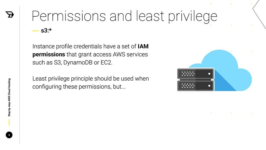 IAM permissions 8