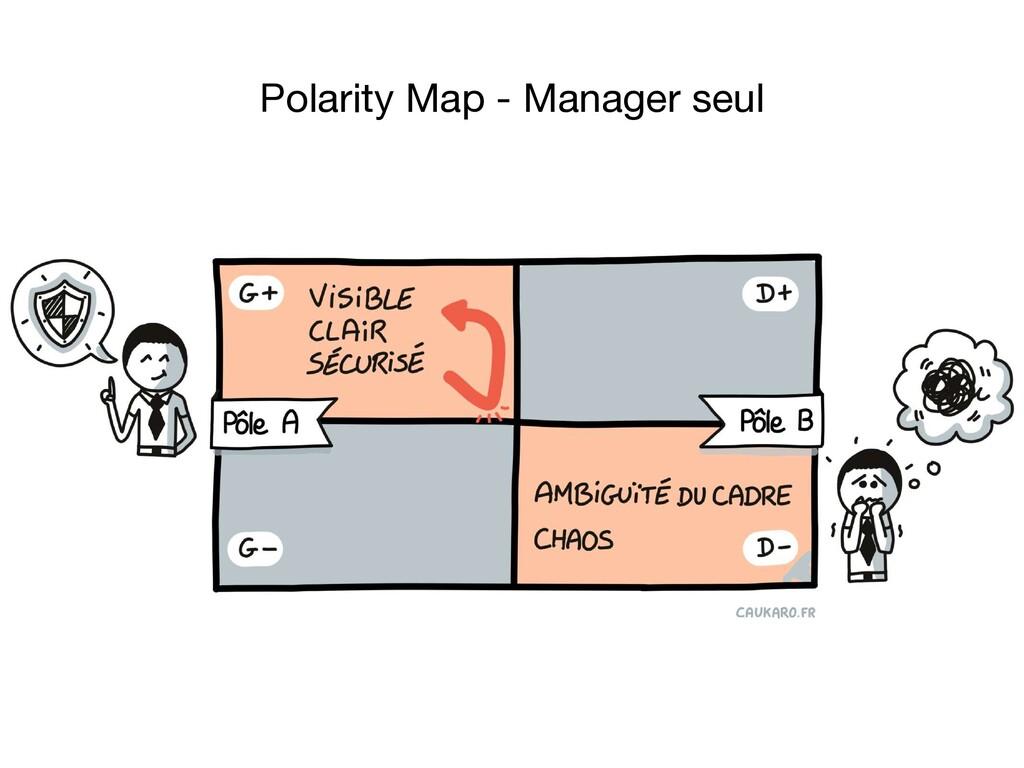 Polarity Map - Manager seul