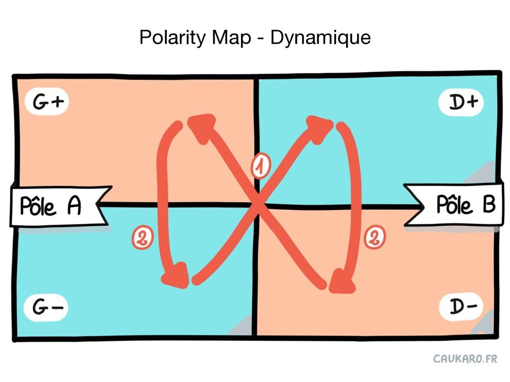 Polarity Map - Dynamique
