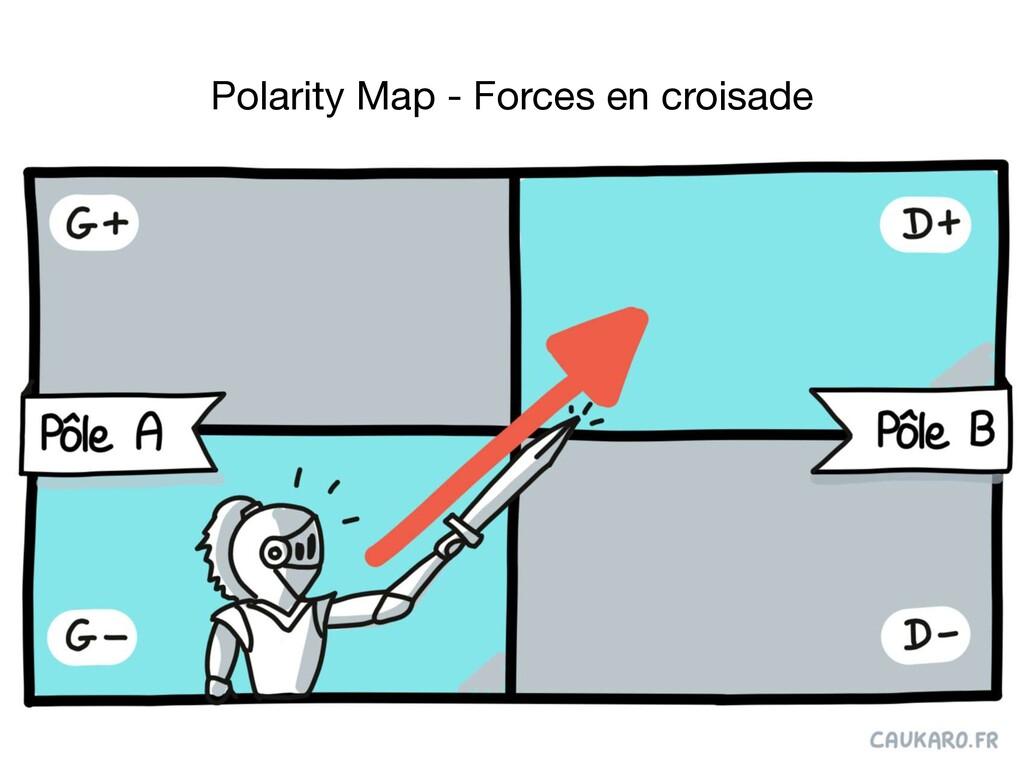 Polarity Map - Forces en croisade