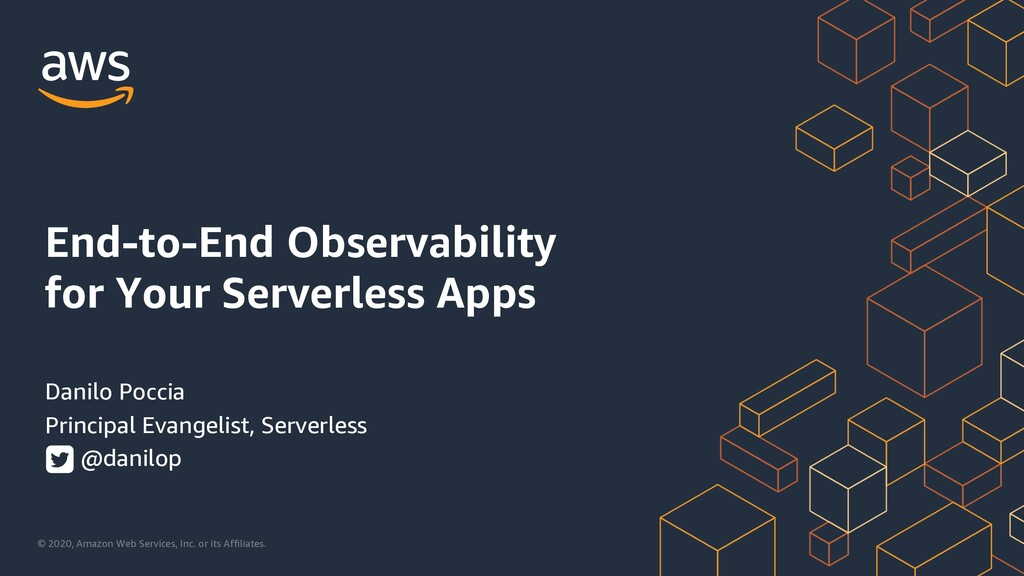 End-to-End Observability for Your Serverless Apps