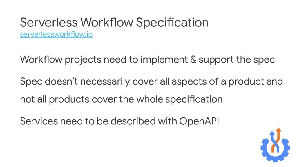 Serverless Workflow Specification serverlesswor...