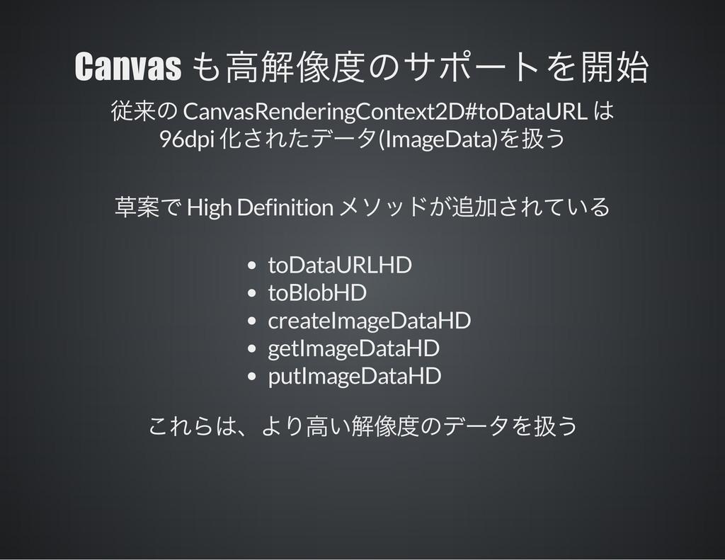 Canvas CanvasRenderingContext2D#toDataURL 96dpi...