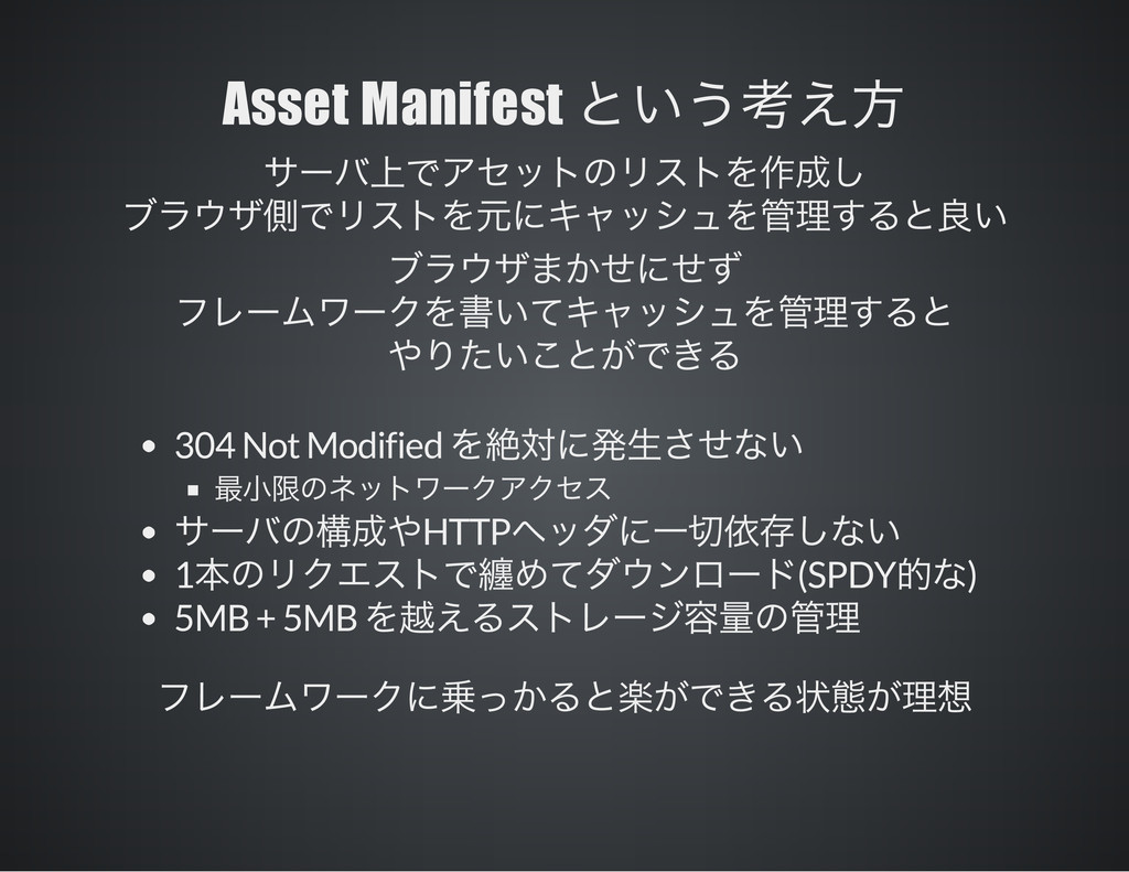 Asset Manifest 304 Not Modified HTTP 1 (SPDY ) ...