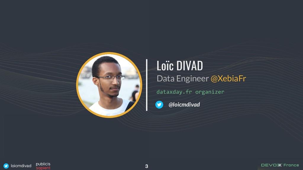 loicmdivad Loïc DIVAD Data Engineer @XebiaFr @l...