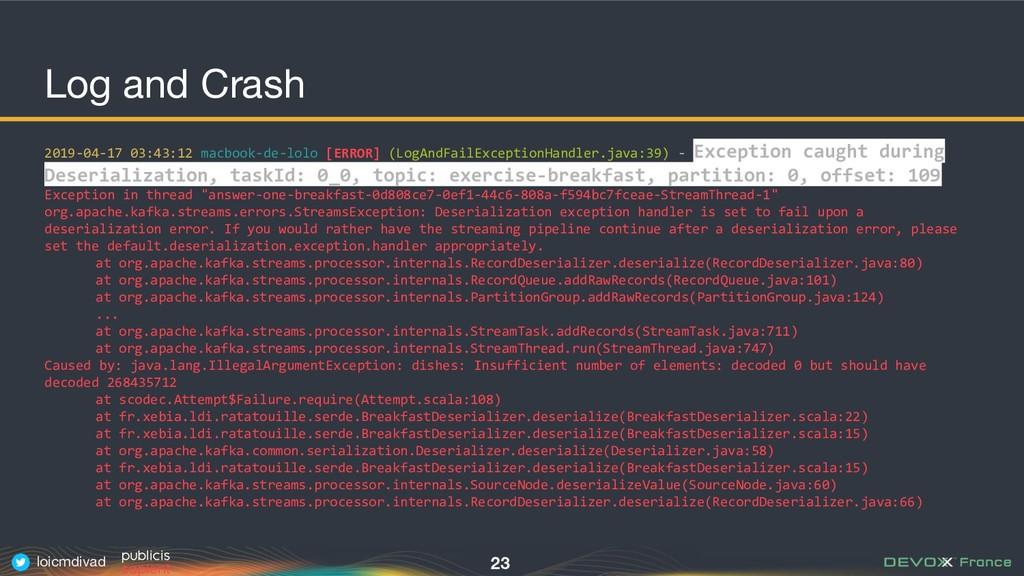 loicmdivad Log and Crash 23 2019-04-17 03:43:12...