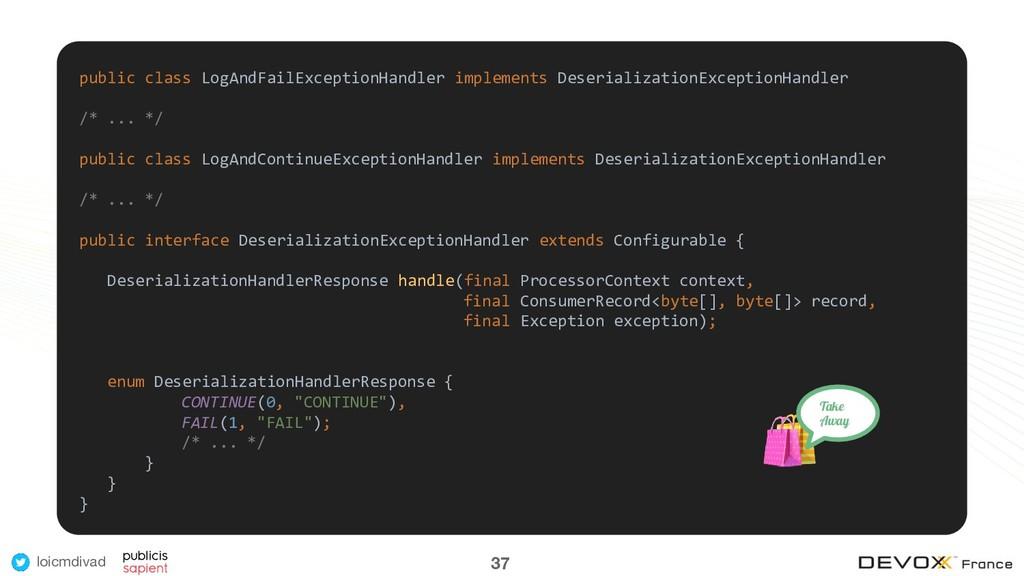 loicmdivad 37 public class LogAndFailExceptionH...