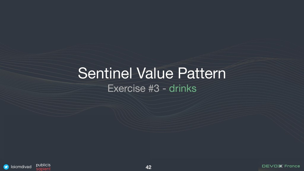 loicmdivad Sentinel Value Pattern Exercise #3 -...