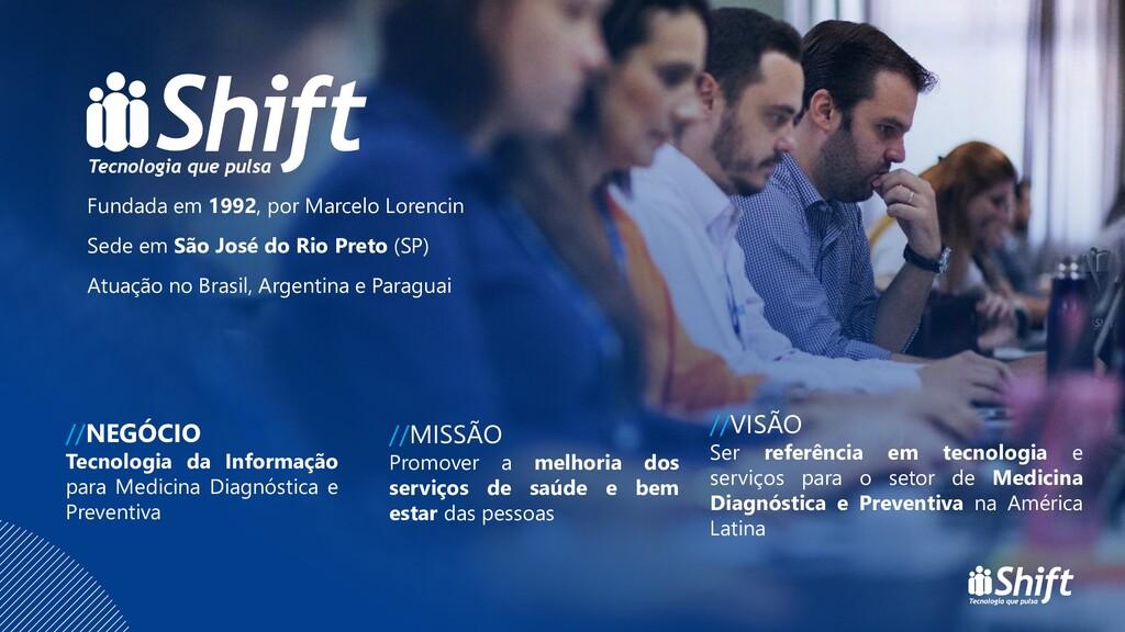 Fundada em 1992, por Marcelo Lorencin Sede em S...