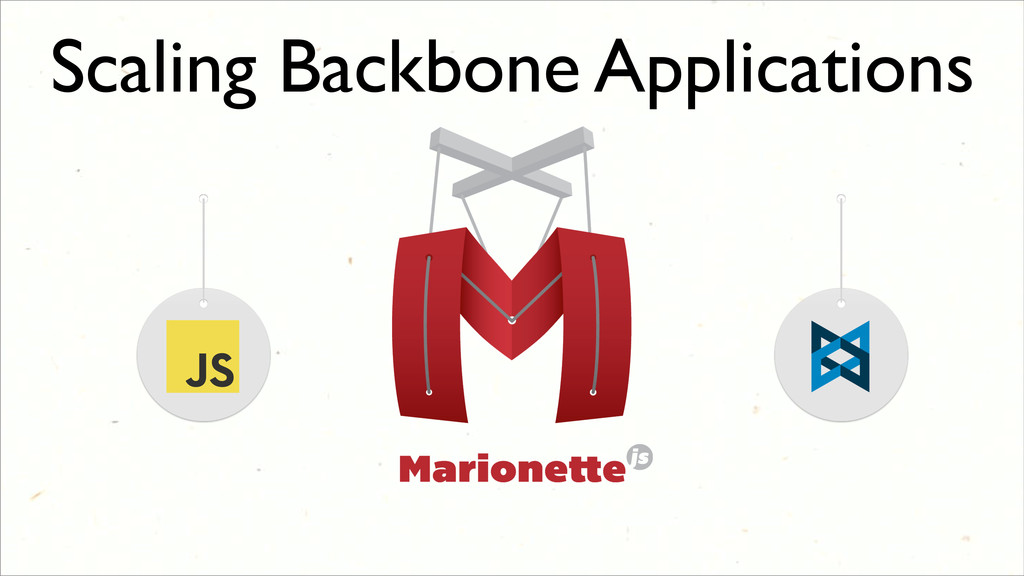 Scaling Backbone Applications