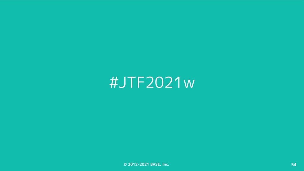 #JTF2021w