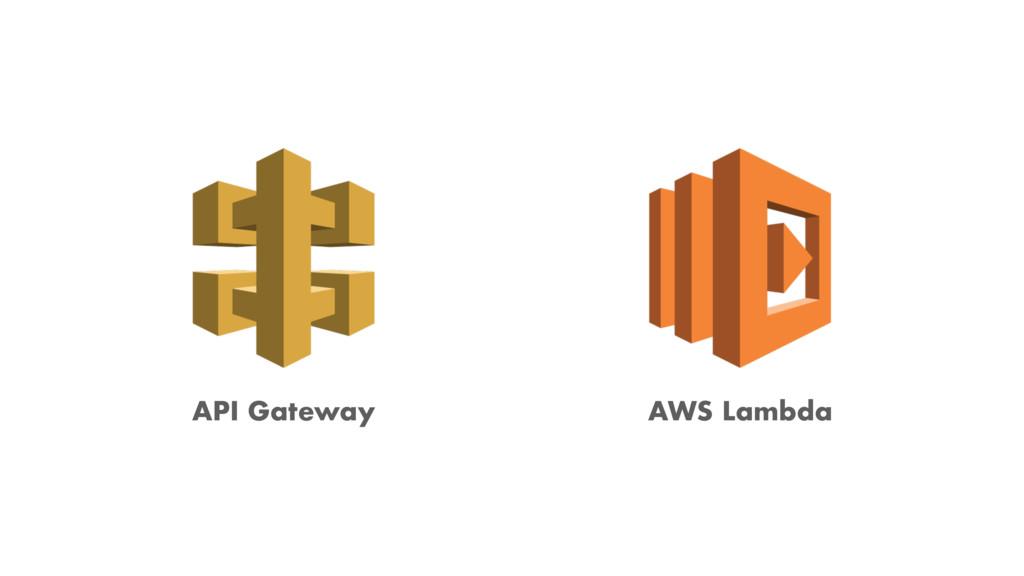 API Gateway AWS Lambda