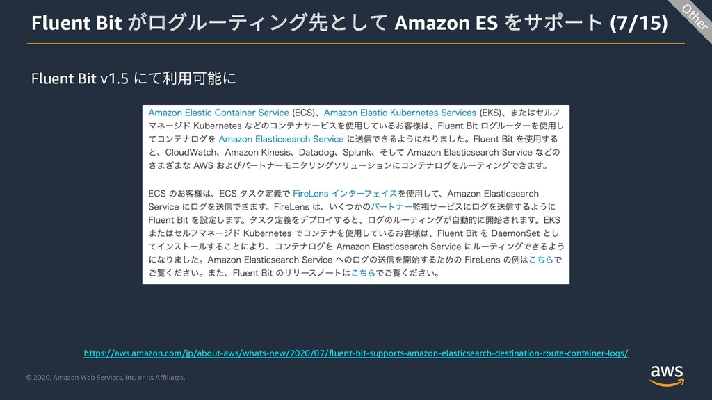 © 2020, Amazon Web Services, Inc. or its Affili...