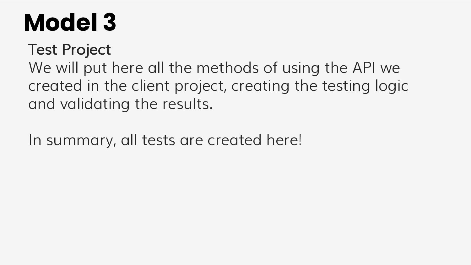 Microservice examples Possible graphical interf...