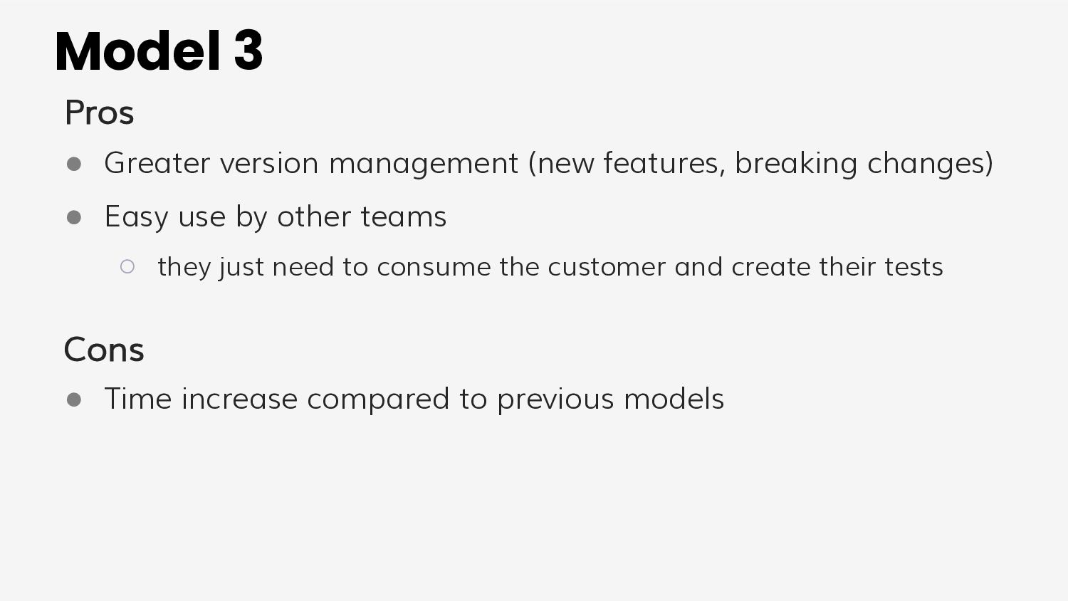 Microservice examples We will put here all the ...