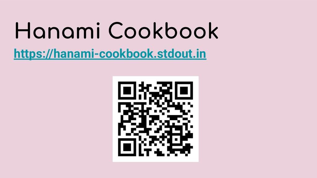 Hanami Cookbook https://hanami-cookbook.stdout....