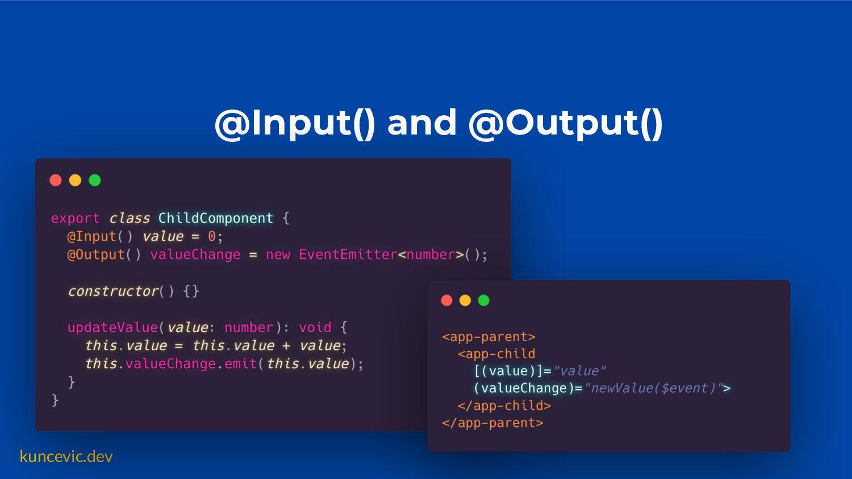 kuncevic.dev Parent Nested components Child 1 C...