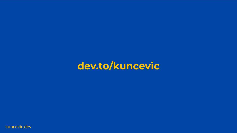 kuncevic.dev github.com/kuncevic/rx-service